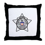 Retired Chicago PD Throw Pillow