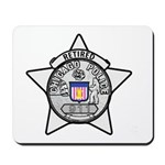 Retired Chicago PD Mousepad