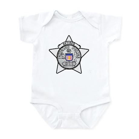 Retired Chicago PD Infant Bodysuit