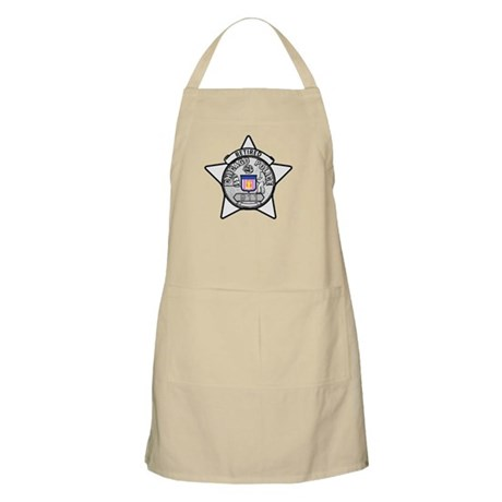 Retired Chicago PD BBQ Apron