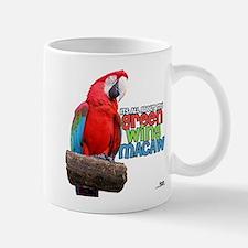 Green Wing Macaw Mug