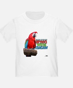 Green Wing Macaw T