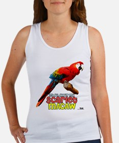 Scarlet Macaw Women's Tank Top