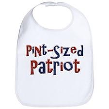 Pint-Sized Patriot Bib