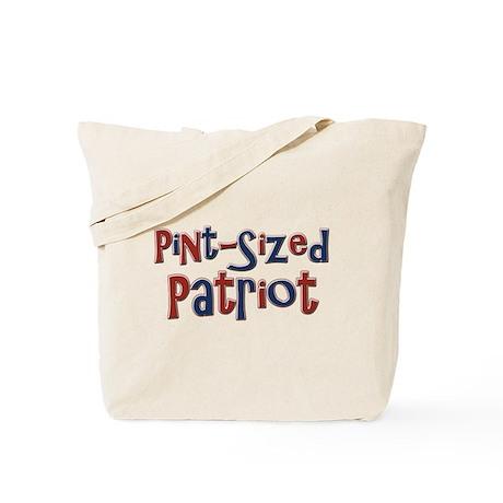 Pint-Sized Patriot Tote Bag