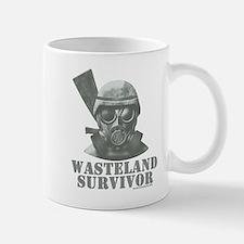 Wasteland Survivor Small Small Mug