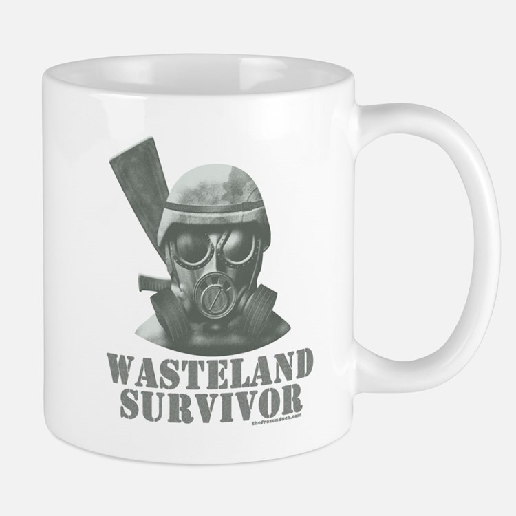 Wasteland Survivor Small Small Mug