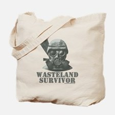Wasteland Survivor Tote Bag