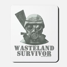 Wasteland Survivor Mousepad