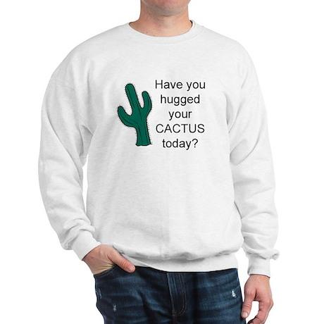 Hug Your Cactus Sweatshirt