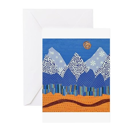 Tetons Greeting Cards (Pk of 20)