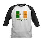 Ireland: Established 8000 BC Kids Baseball Jersey