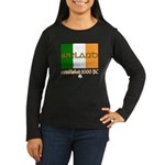 Ireland: Established 8000 BC Women's Long Sleeve D