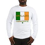 Ireland: Established 8000 BC Long Sleeve T-Shirt