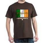 Ireland: Established 8000 BC Dark T-Shirt