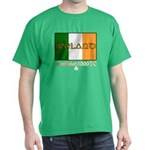 Ireland: Established 8000 BC Green T-Shirt