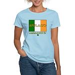 Ireland: Established 8000 BC Women's Light T-Shirt