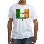 Ireland: Established 8000 BC Fitted T-Shirt