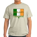 Ireland: Established 8000 BC Ash Grey T-Shirt