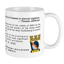 Field Station Berlin 50th Anniversary Small Mugs