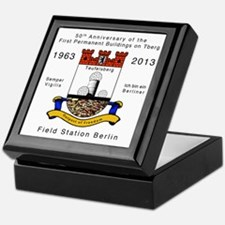 Field Station Berlin Keepsake Box