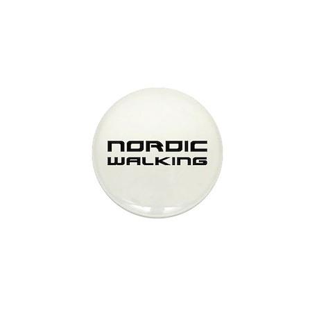 nordic walking Mini Button (10 pack)