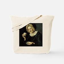 Kofetarica Coffee Drinker Tote Bag