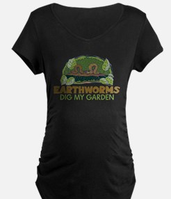 Garden Earthworms T-Shirt