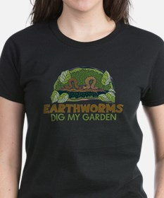 Garden Earthworms Tee