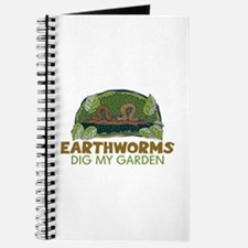 Garden Earthworms Journal