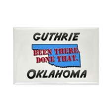 guthrie oklahoma - been there, done that Rectangle