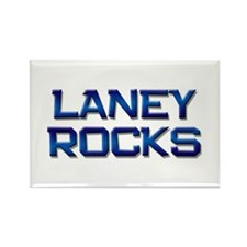 laney rocks Rectangle Magnet