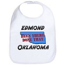 edmond oklahoma - been there, done that Bib