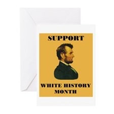 LINCOLN Greeting Cards (Pk of 20)