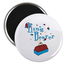 Retro Ring Bearer Magnet