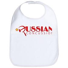 Russian Concussion Bib