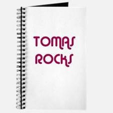 TOMAS ROCKS Journal