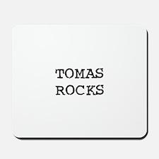 TOMAS ROCKS Mousepad