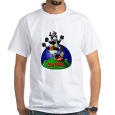 Cow Tipping T-Shirt (white)