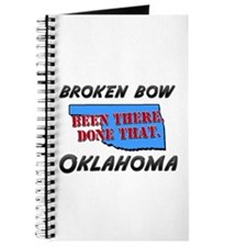 broken bow oklahoma - been there, done that Journa