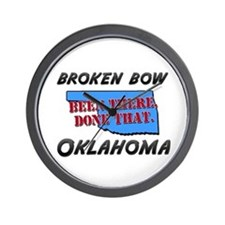 broken bow oklahoma - been there, done that Wall C