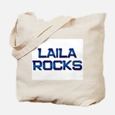 laila rocks Tote Bag