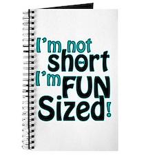 Not Short, Fun Sized Journal