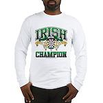 Irish Darts Champ Long Sleeve T-Shirt