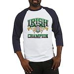 Irish Darts Champ Baseball Jersey