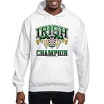 Irish Darts Champ Hooded Sweatshirt