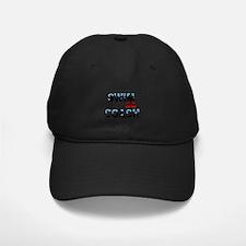 Swim Coach Baseball Hat