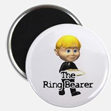 The Ring Bearer Magnet