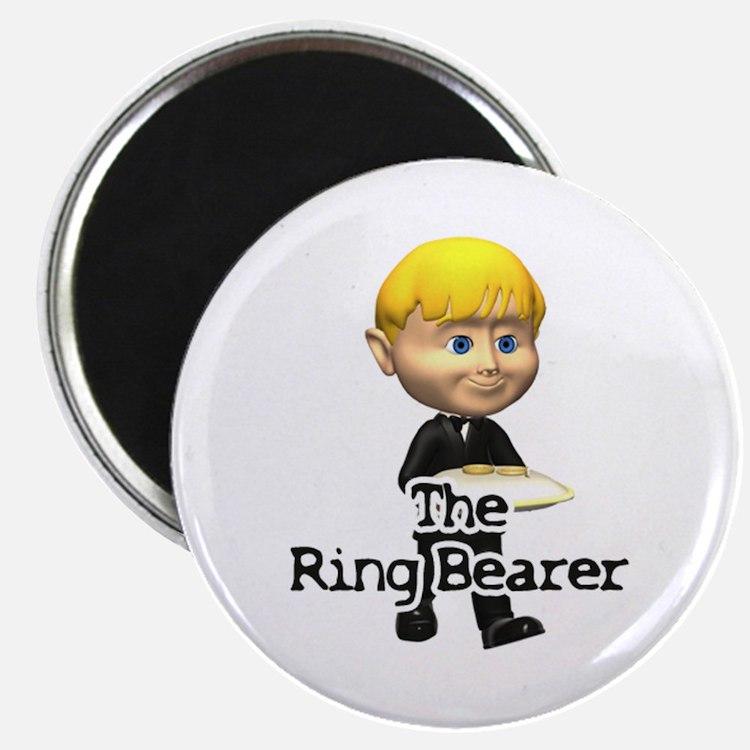 """The Ring Bearer 2.25"""" Magnet (10 pack)"""