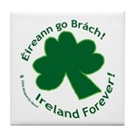 Eireann go Brach Tile Coaster